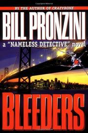 BLEEDERS by Bill Pronzini
