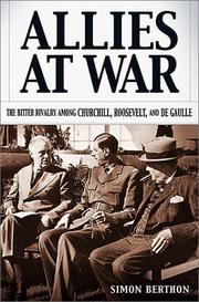 Cover art for ALLIES AT WAR