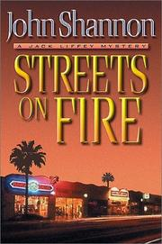 Book Cover for STREETS ON FIRE