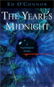 THE YEARE'S MIDNIGHT by Ed O'Connor