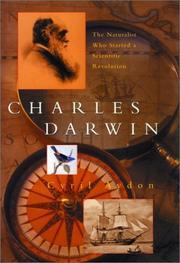 CHARLES DARWIN by Cyril Aydon