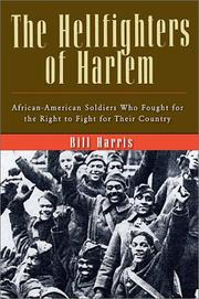 Book Cover for THE HELLFIGHTERS OF HARLEM