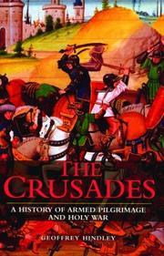 THE CRUSADES by Geoffrey Hindley