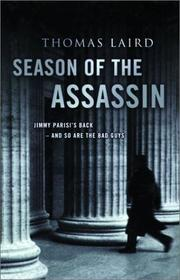SEASON OF THE ASSASSIN by Thomas Laird