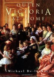 Cover art for QUEEN VICTORIA AT HOME