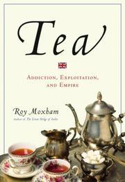 TEA by Roy Moxham