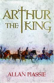 Cover art for ARTHUR THE KING