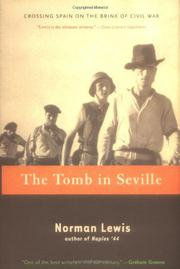 THE TOMB IN SEVILLE by Norman Lewis