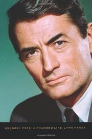 GREGORY PECK by Lynn Haney