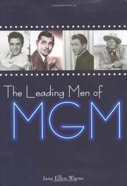 Book Cover for THE LEADING MEN OF MGM