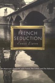FRENCH SEDUCTION by Eunice Lipton
