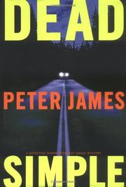 Cover art for DEAD SIMPLE