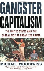 Book Cover for GANGSTER CAPITALISM