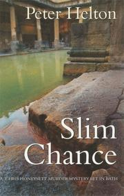 Cover art for SLIM CHANCE