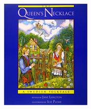 Cover art for THE QUEEN'S NECKLACE