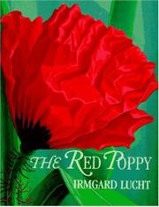 THE RED POPPY by Irmgard Lucht