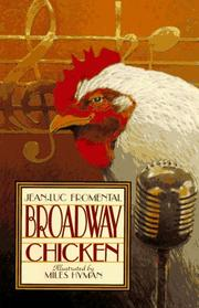 Book Cover for BROADWAY CHICKEN