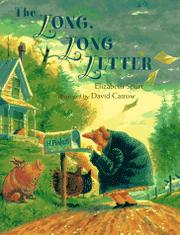 THE LONG, LONG LETTER by Elizabeth Spurr