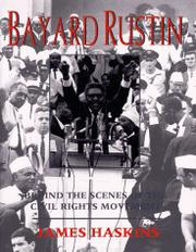 BAYARD RUSTIN by James Haskins