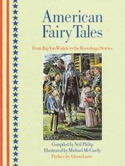 AMERICAN FAIRY TALES by Neil Philip