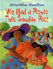 Book Cover for WE HAD A PICNIC THIS SUNDAY PAST