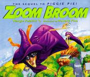 ZOOM BROOM by Margie Palatini
