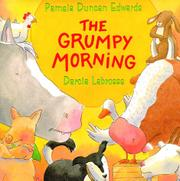 Book Cover for THE GRUMPY MORNING