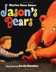 JASON'S BEARS by Marion Dane Bauer