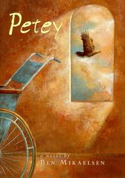 Book Cover for PETEY