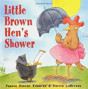Book Cover for LITTLE BROWN HEN'S SHOWER