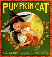 PUMPKIN CAT by Ann Turner