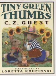 Cover art for TINY GREEN THUMBS