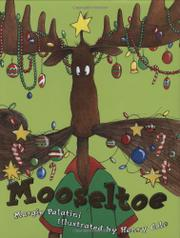 MOOSELTOE by Margie Palatini
