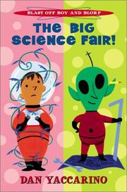 Cover art for THE BIG SCIENCE FAIR