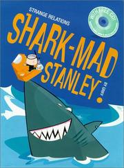 Book Cover for SHARK-MAD STANLEY
