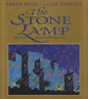 Book Cover for THE STONE LAMP