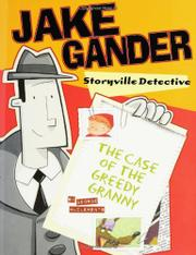 Cover art for JAKE GANDER, STORYVILLE DETECTIVE