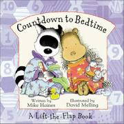 COUNTDOWN TO BEDTIME by Mike Haines