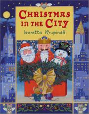 Cover art for CHRISTMAS IN THE CITY