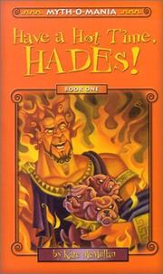 Book Cover for HAVE A HOT TIME, HADES!