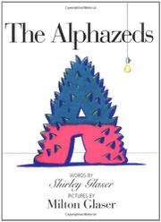 THE ALPHAZEDS by Shirley Glaser