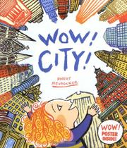 Cover art for WOW! CITY!