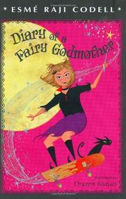 Cover art for DIARY OF A FAIRY GODMOTHER