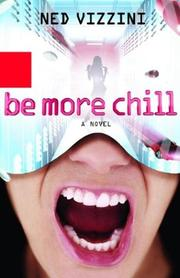 Cover art for BE MORE CHILL