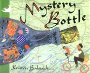 MYSTERY BOTTLE by Kristen Balouch