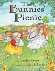 Cover art for THE BUNNIES' PICNIC