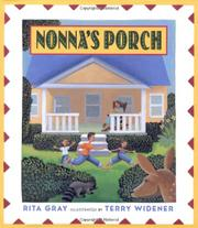 Book Cover for NONNA'S PORCH