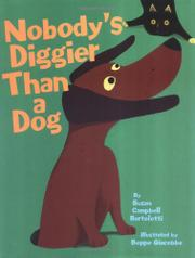 Book Cover for NOBODY'S DIGGIER THAN A DOG