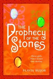 Cover art for THE PROPHECY OF THE STONES
