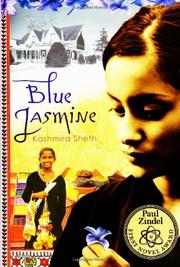 BLUE JASMINE by Kashmira Sheth
